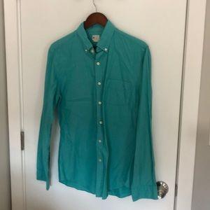 Casual Button-Up Shirt